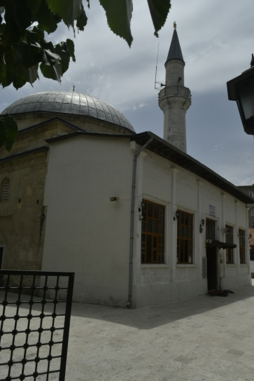 Second mosque