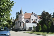 First house of interest in Romania
