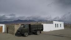 About halfway between Murghab and Saray Tash. Tajikistan.