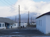 Early morning, Karakul