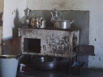 This the typical stove, since Georgia