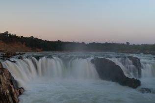 Waterfall at Bheraghat