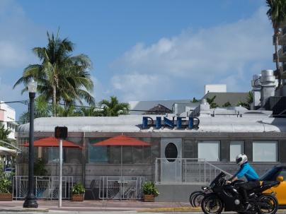 Miami Beach diner